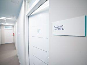 Gabinet lekarski post medical