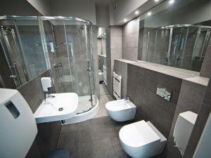 Post medical łazienka dla pacjentek